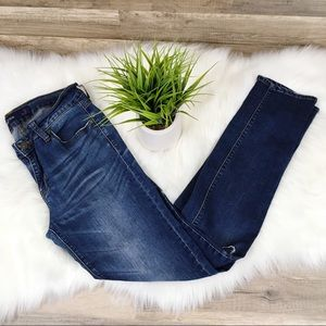 Just USA Juniors Distressed Jeans